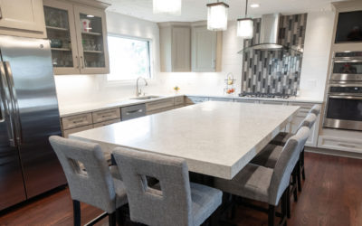 Surviving and Thriving During a Kitchen Renovation: Advice from a Design-Build Contractor